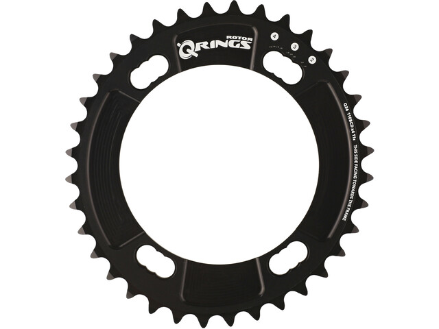 Rotor Q-Ring Road Plato Shimano 110mm 4 Brazo interior